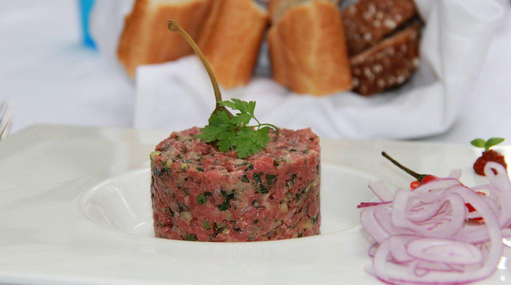 Le Salzgries Beef Tartar